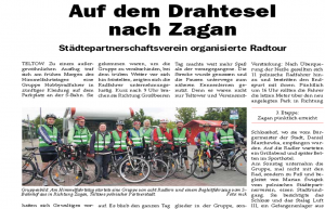 BÄKE Courier vom 5. Juni 2014
